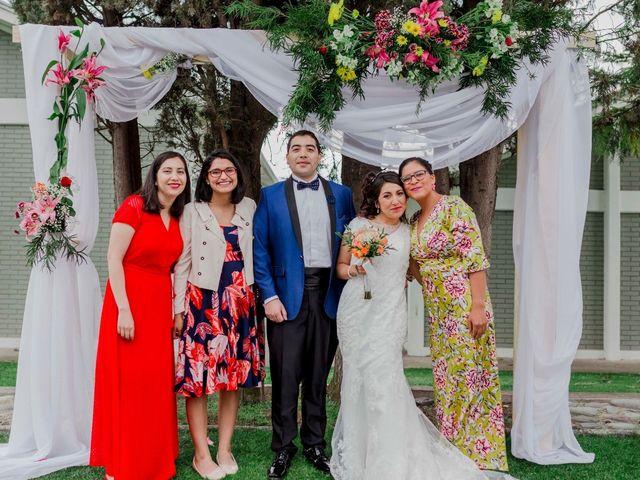 El matrimonio de Felipe y Aileen  en Puente Alto, Cordillera 2