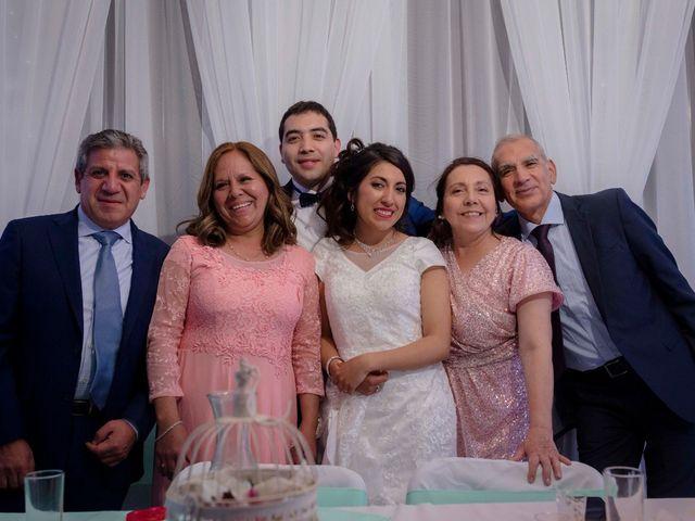 El matrimonio de Felipe y Aileen  en Puente Alto, Cordillera 3