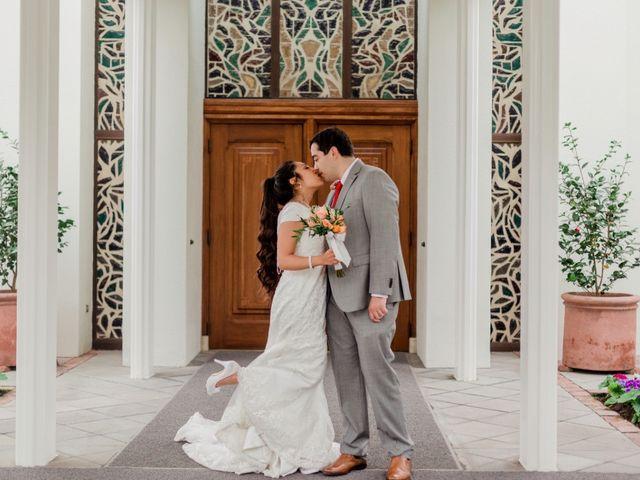 El matrimonio de Aileen  y Felipe