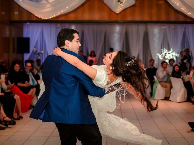 El matrimonio de Felipe y Aileen  en Puente Alto, Cordillera 5