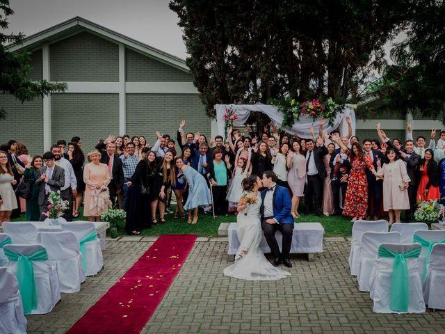 El matrimonio de Felipe y Aileen  en Puente Alto, Cordillera 7
