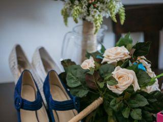 El matrimonio de Ayleen y David  1