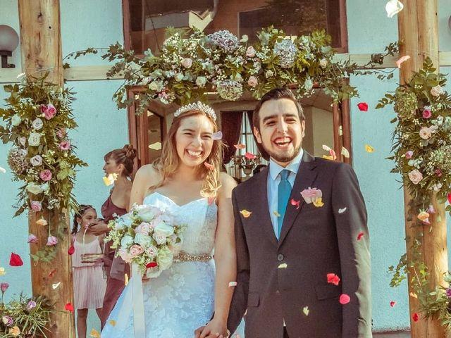 El matrimonio de Javiera  y Dante