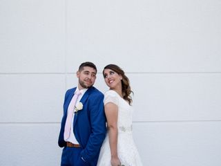 El matrimonio de Macarena y Felipe