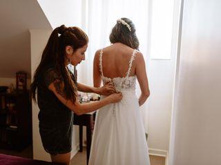 El matrimonio de Yoselin y Robespier 3