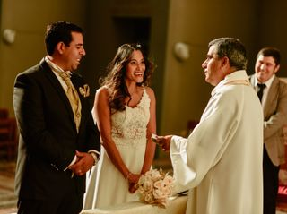 El matrimonio de Yoselin y Robespier
