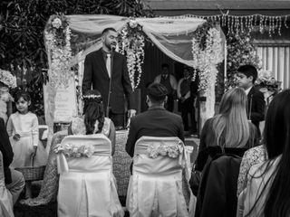 El matrimonio de Xiomara  y Misael 3