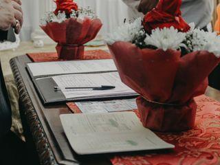 El matrimonio de Solange y Pedro 1