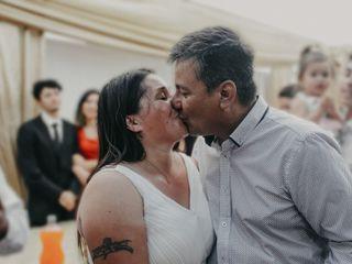 El matrimonio de Solange y Pedro 2