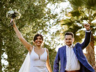 El matrimonio de Angélica  y Pablo  1
