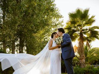 El matrimonio de Angélica  y Pablo  3