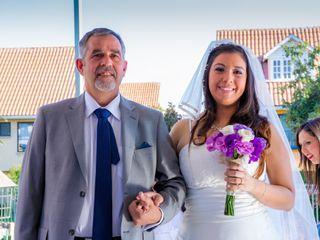 El matrimonio de Monica y Pedro 2
