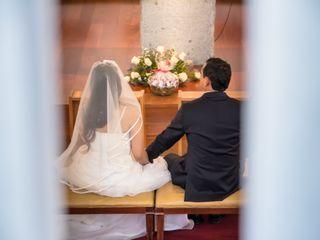 El matrimonio de Monica y Pedro 3