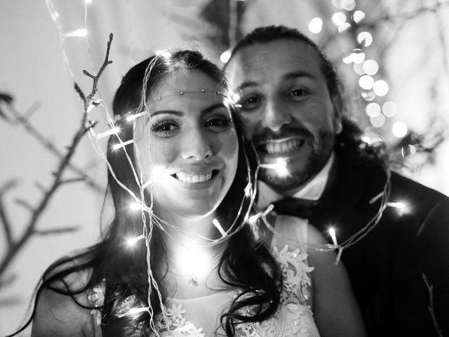 El matrimonio de Valentina y Eduardo
