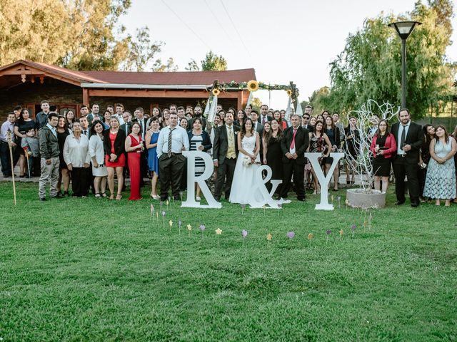 El matrimonio de Robespier y Yoselin en Chillán, Ñuble 10