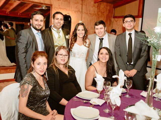 El matrimonio de Robespier y Yoselin en Chillán, Ñuble 17