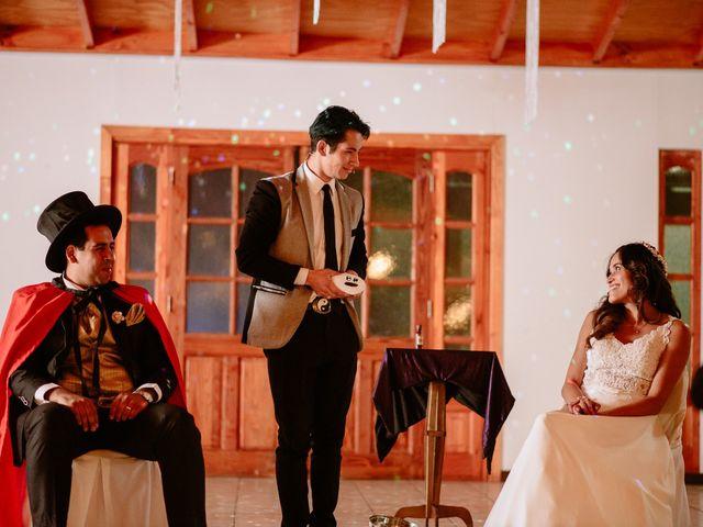 El matrimonio de Robespier y Yoselin en Chillán, Ñuble 18