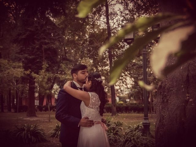 El matrimonio de Xiomara  y Misael