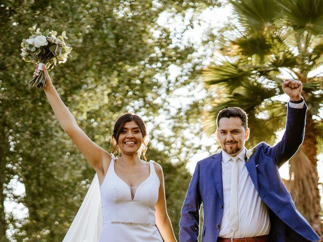 El matrimonio de Pablo  y Angélica  en San Bernardo, Maipo 1