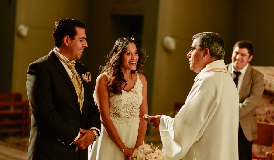 El matrimonio de Robespier y Yoselin en Chillán, Ñuble