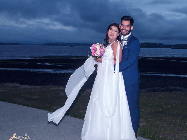 El matrimonio de Carolina y Jesús