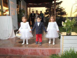 El matrimonio de Ximena y David 1