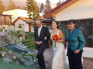 El matrimonio de Ximena y David 2