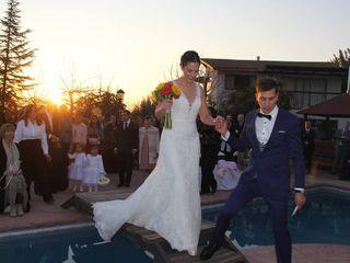 El matrimonio de Ximena y David 3