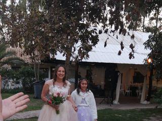 El matrimonio de Claudia  y Marco  2