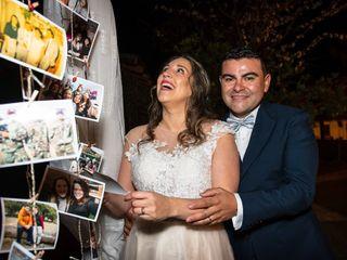 El matrimonio de Claudia  y Marco