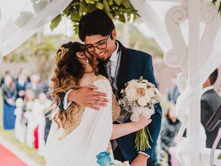 El matrimonio de Fernanda y Lucas 1