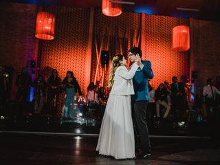 El matrimonio de Fernanda y Lucas