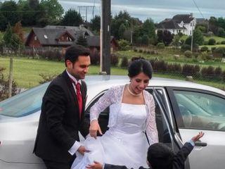 El matrimonio de Gabriela y Dimas 2