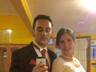 El matrimonio de Gabriela y Dimas