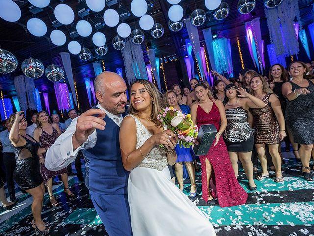 El matrimonio de Maca y Rene