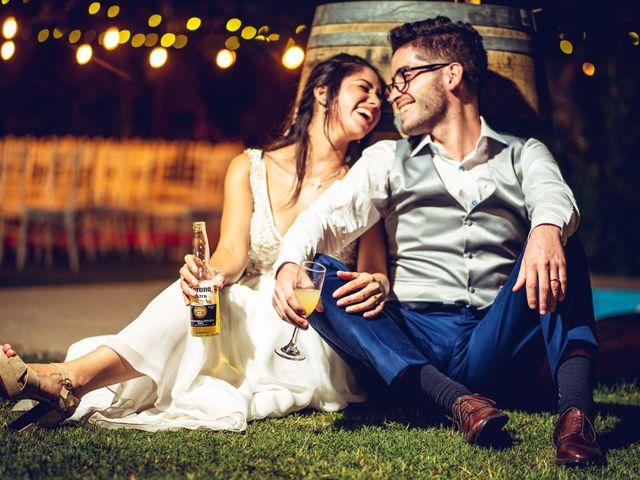 El matrimonio de Hernan y Romina