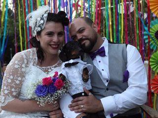 El matrimonio de Manuela y Diego