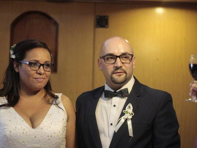 El matrimonio de Joselyn y Francisco