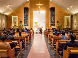 El matrimonio de Natali y Cristofer 2