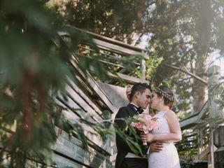 El matrimonio de Daniela y Esteban 3