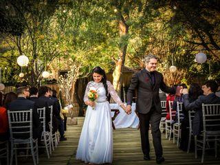 El matrimonio de Linda y Enzo
