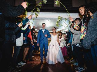 El matrimonio de Tamara  y Cristian  3