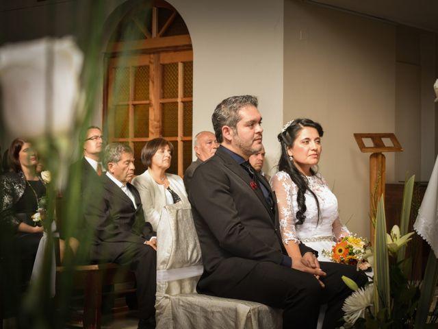 El matrimonio de Enzo y Linda en San José de Maipo, Cordillera 1