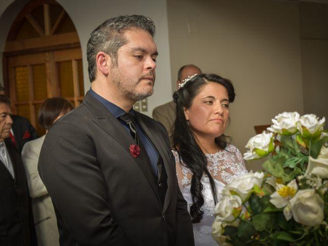 El matrimonio de Enzo y Linda en San José de Maipo, Cordillera 2