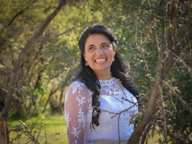 El matrimonio de Enzo y Linda en San José de Maipo, Cordillera 3