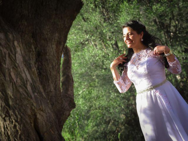 El matrimonio de Enzo y Linda en San José de Maipo, Cordillera 5