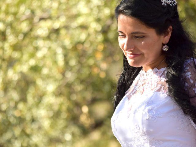 El matrimonio de Enzo y Linda en San José de Maipo, Cordillera 6