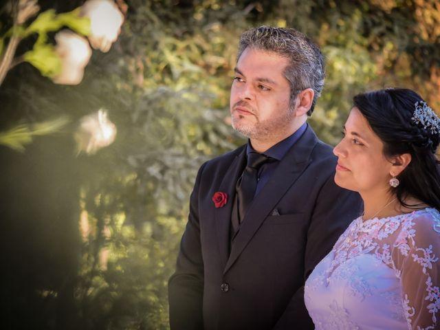 El matrimonio de Enzo y Linda en San José de Maipo, Cordillera 7