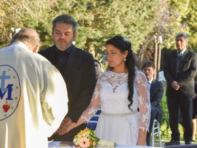 El matrimonio de Enzo y Linda en San José de Maipo, Cordillera 8