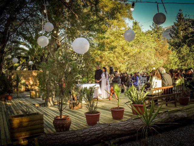 El matrimonio de Enzo y Linda en San José de Maipo, Cordillera 10